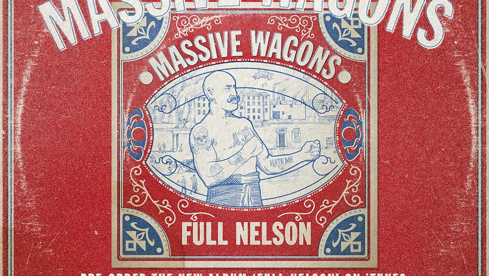 Massive Wagons FULL NELSON