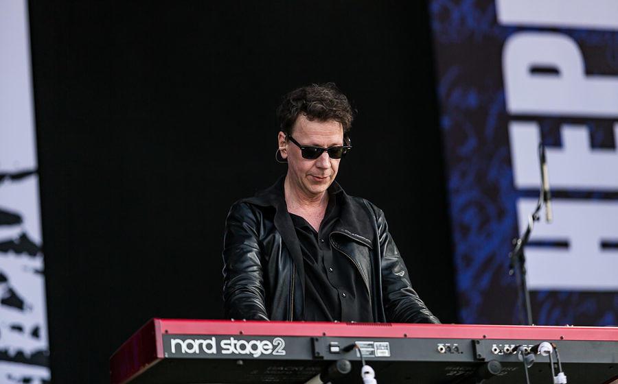 Peter Heppner, M'era Luna 2018