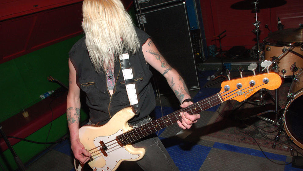 Randy Rampage of D.O.A during 2006 Sundance Film Festival - D.O.A. and The Circle Jerks in Concert Presented by Vans at Star