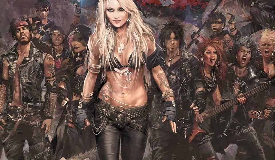 5: Doro FOREVER WARRIORS FOREVER UNITED