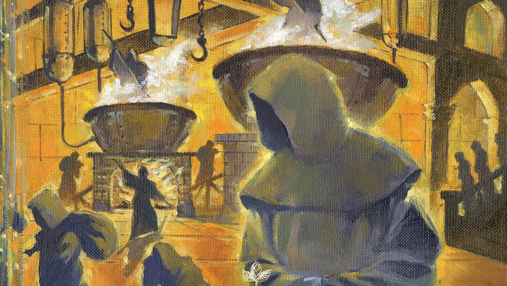 Trappist ANCIENT BREWING TACTICS