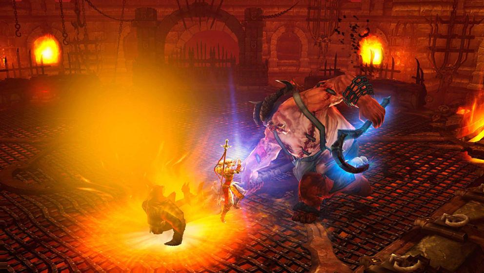 """Noch 2018 wird """"Diablo III"""" für die Nintendo Switch veröffentlicht"""