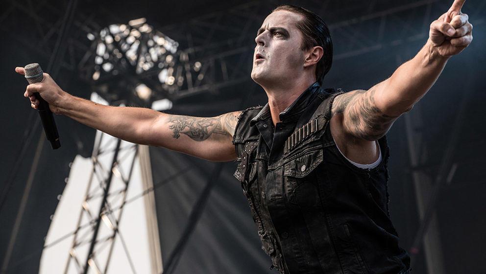 Satyricon, Elb-Riot 2018