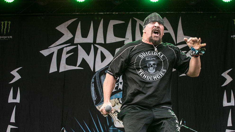Suicidal Tendencies, Elb-Riot 2018