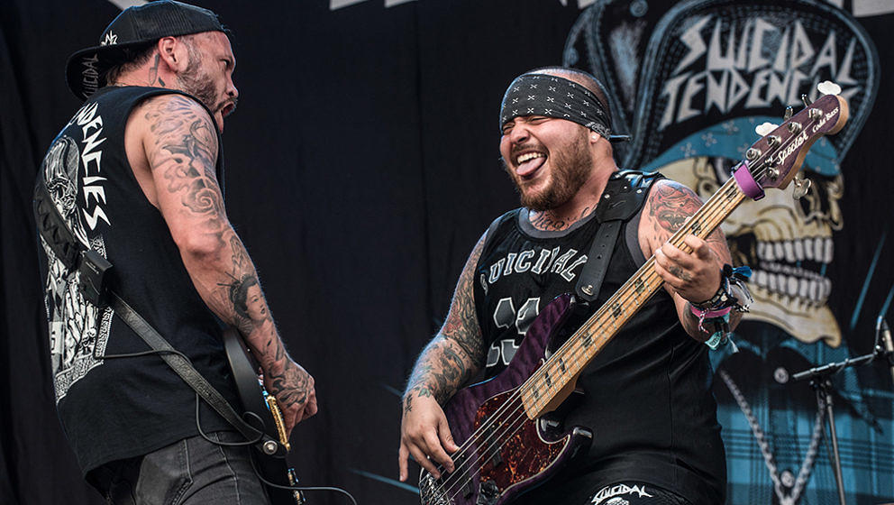 Suicidal Tendencies Elbriot 2018