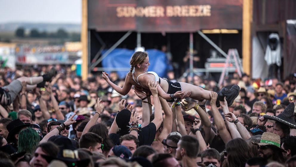 Impressionen @ Summer Breeze 2018
