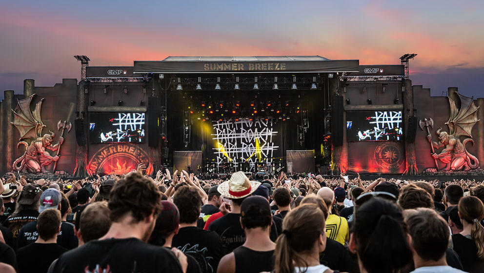Impressionen @ Summer Breeze 2018