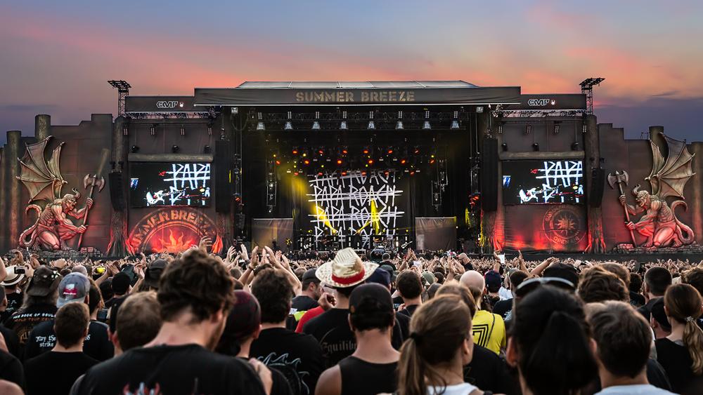 Summer Breeze 2018 Ein Rückblick Von Den Veranstaltern