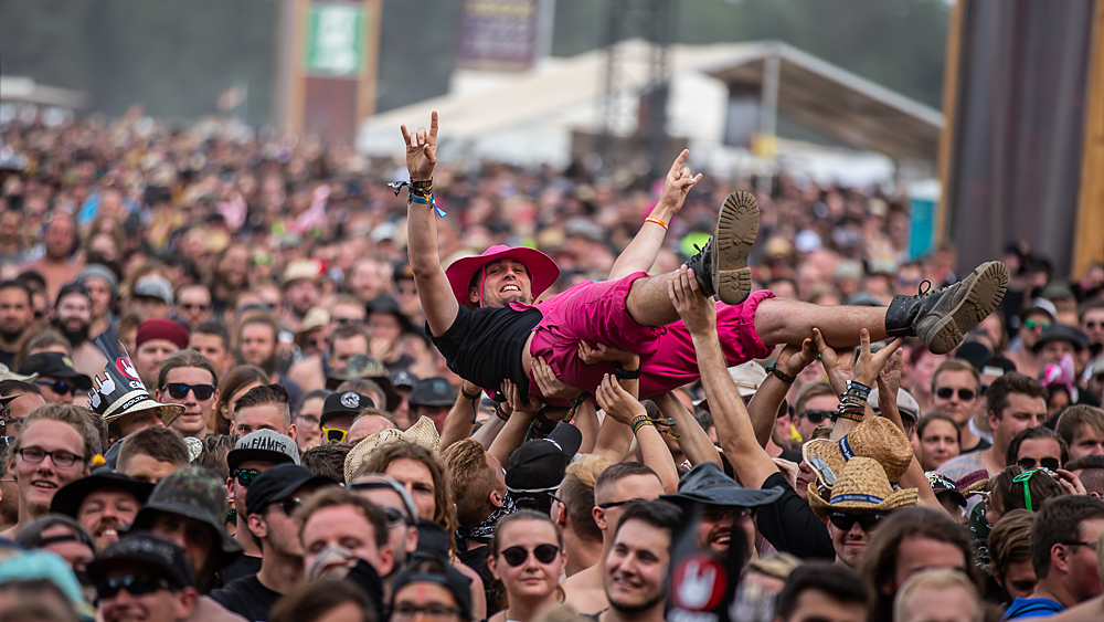 Summer Breeze 2019: Die Livestreams bei WDR Rockpalast