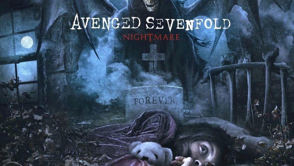 Avenged Sevenfold NIGHTMARE-Cover