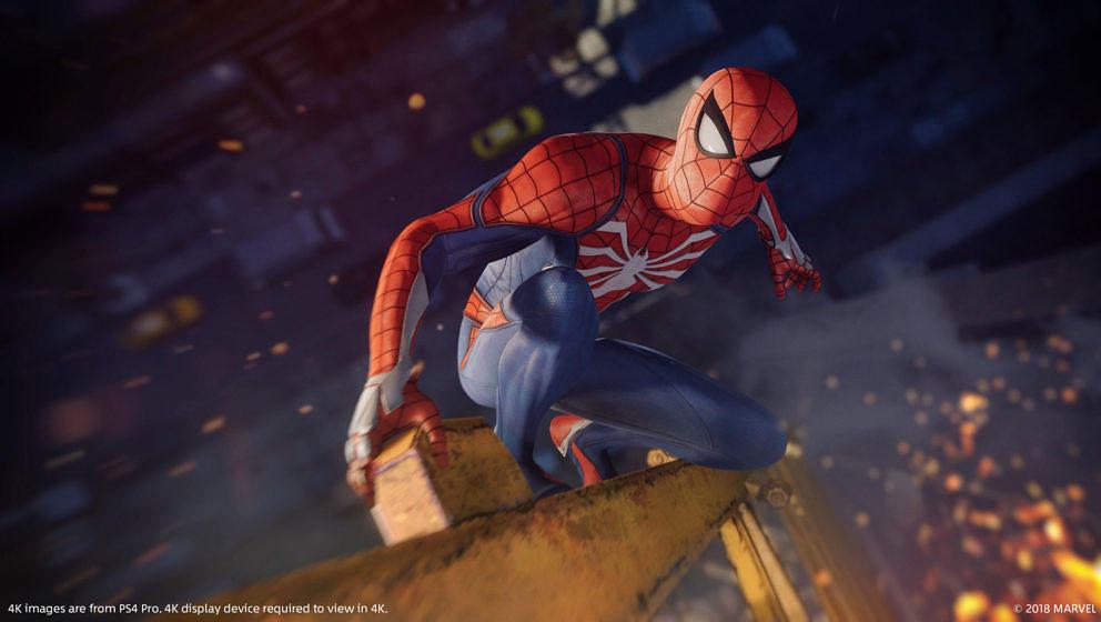"""""""Spider-Man"""" erscheint am 07. September 2018 exklusiv für die PS4"""