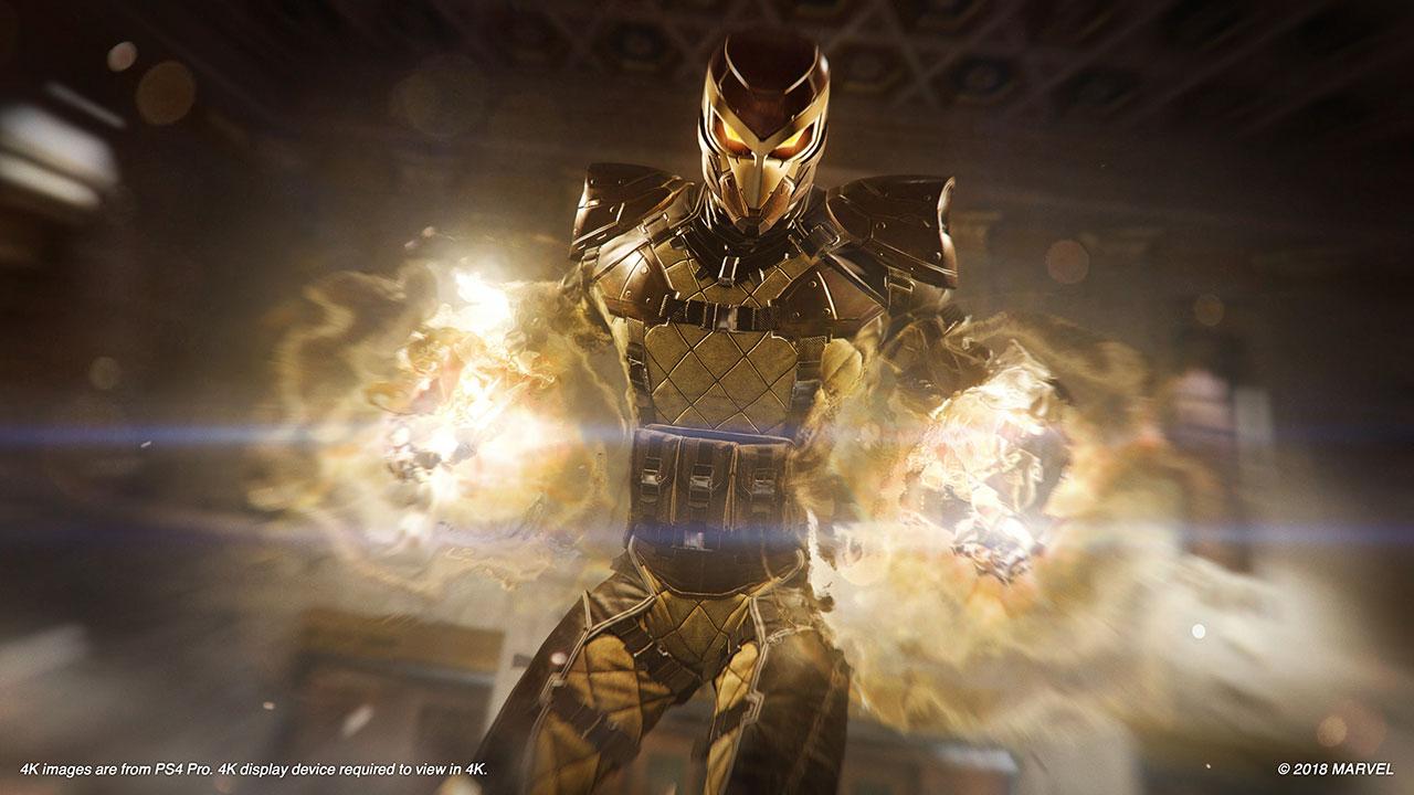 """Shocker macht in """"Spider-Man"""" für die PS4 New York City unsicher"""
