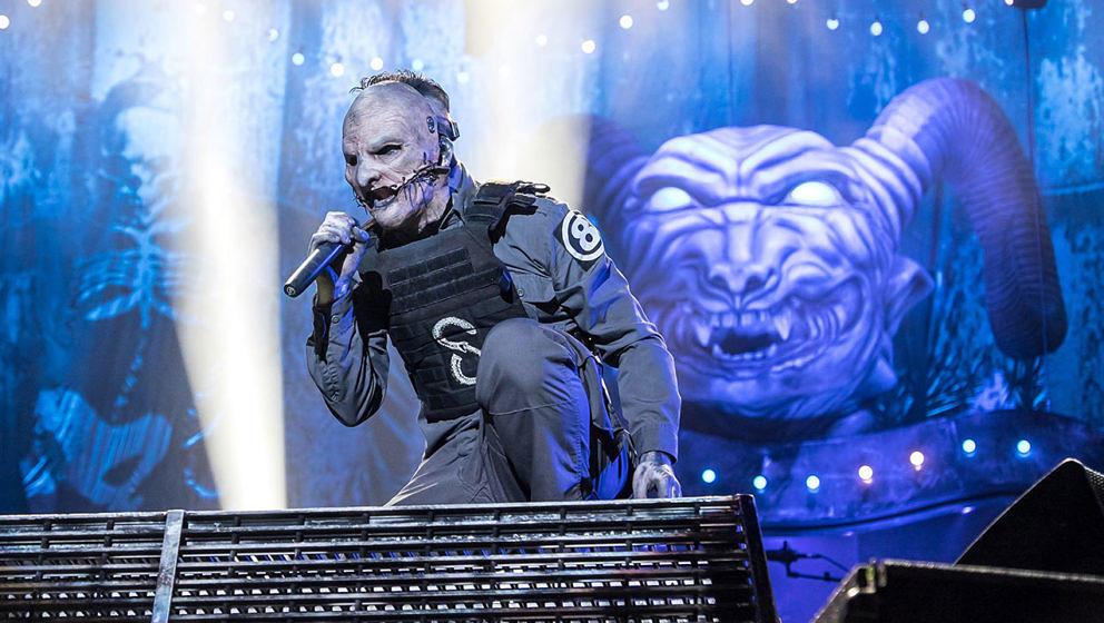Corey Taylor und Slipknot haben große Pläne mit ihrem Festival Knotfest vor