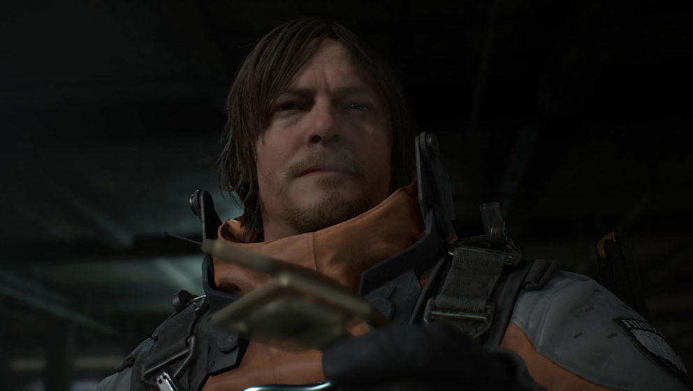 "Norman Reedus spielt Sam in ""Death Stranding"""