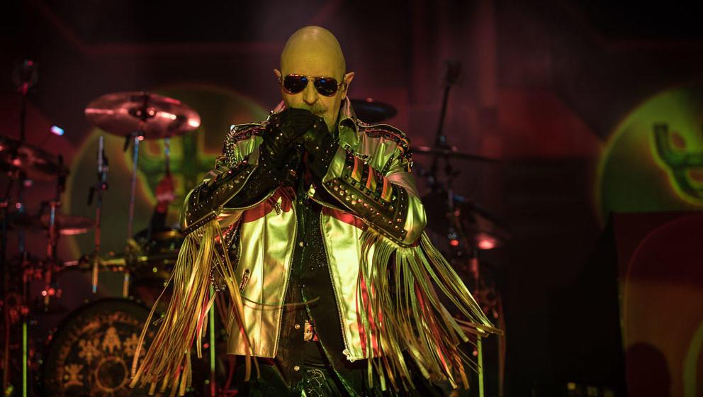 Judas Priest-Sänger Rob Halford