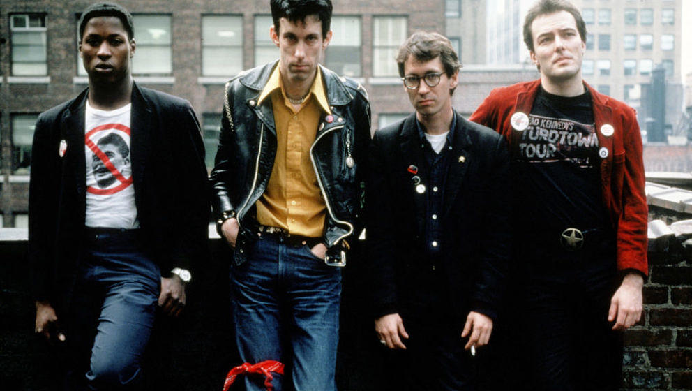 NEW YORK, NY - CIRCA 1983: Dead Kennedys circa 1983 in New York City. (Photo by Images/Getty Images)