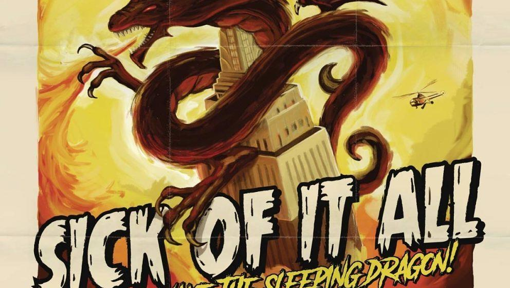6: Sick Of It All WAKE THE SLEEPING DRAGON