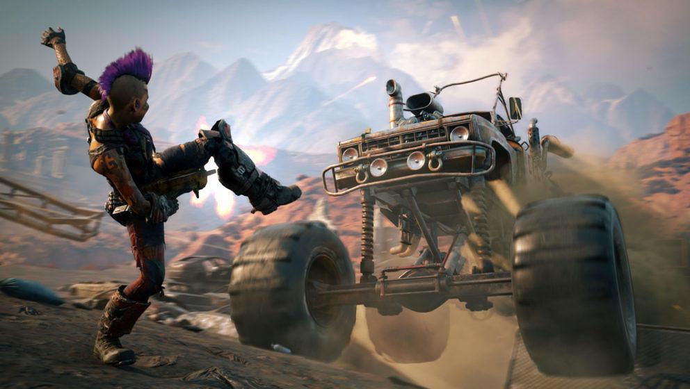 """""""RAGE 2"""" erscheint am 14. Mai 2019 für PS4, Xbox One und PC"""