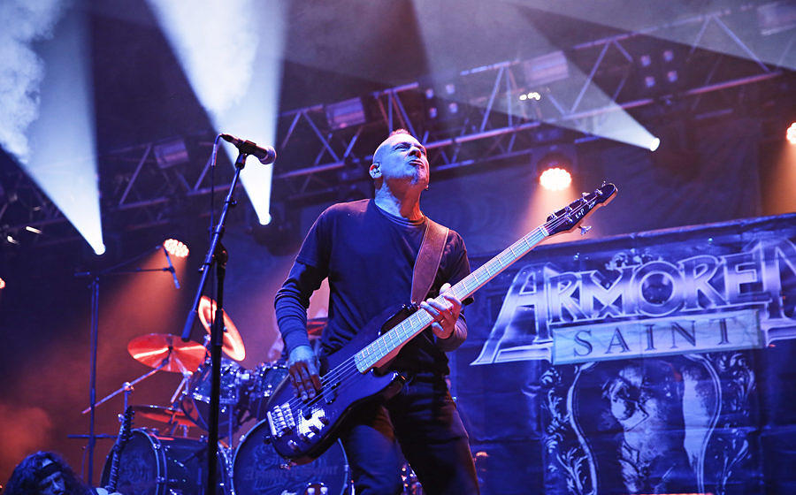 Armored Saint @ METAL HAMMER PARADISE 2018