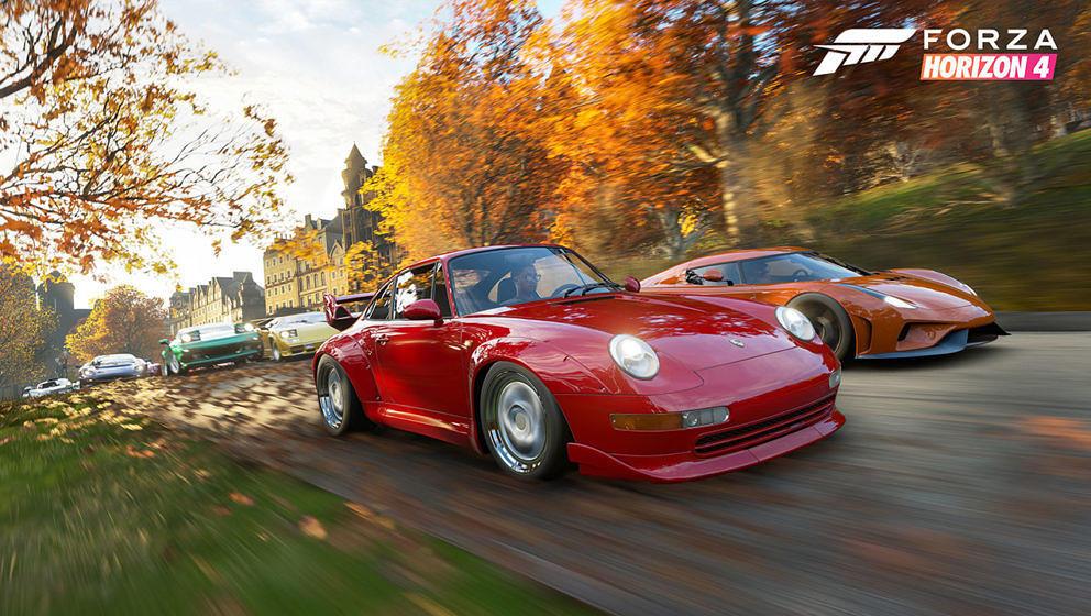 """""""Forza Horizon 4"""""""