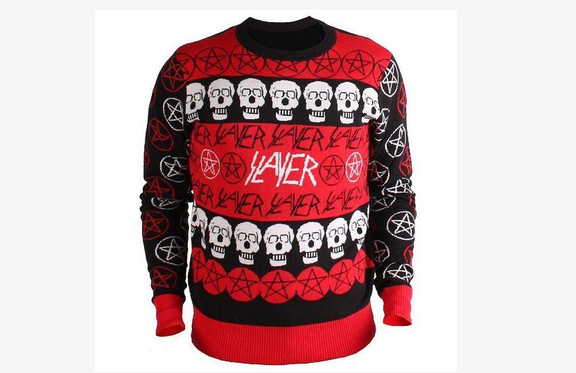 Slayer Weihnachtsbeleuchtung.Weihnachten