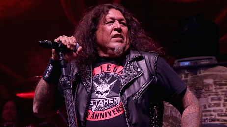 Testament-Sänger Chuck Billy