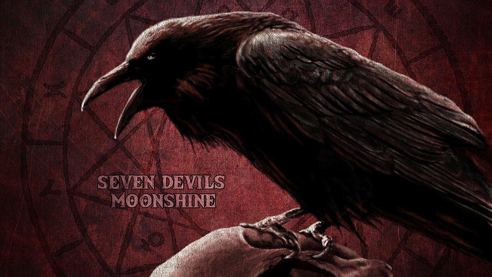 Virgin Steele SEVEN DEVILS MOONSHINE