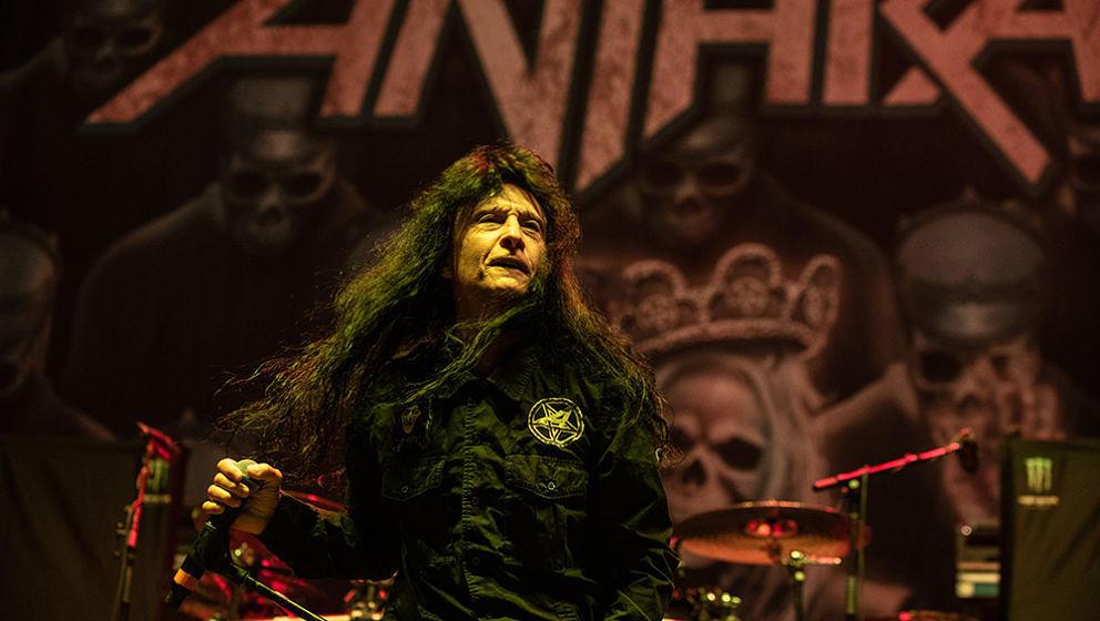 Anthrax, Hamburg, Barclaycard Arena