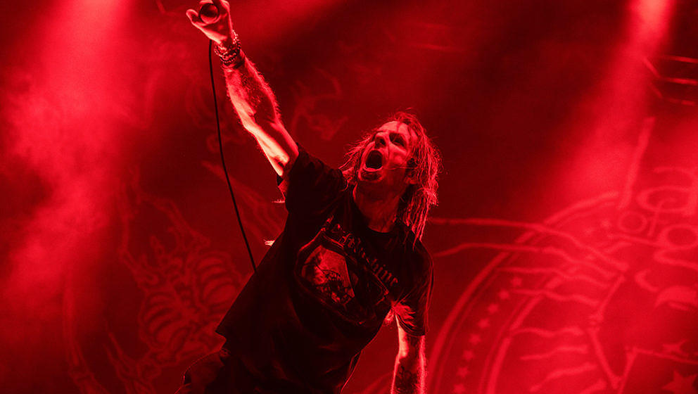 Lamb Of God, Hamburg, Barclaycard Arena