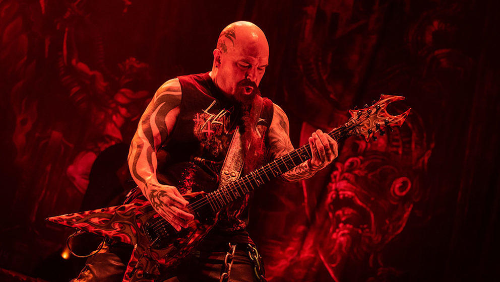 Slayer,, Hamburg, Barclaycard Arena