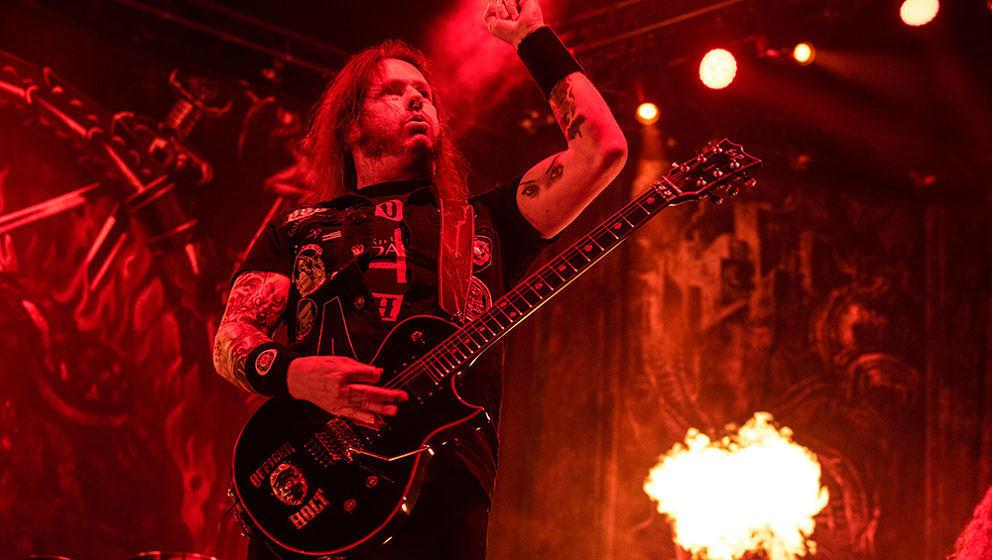 Slayer,, Hamburg, Barclaycard Arena