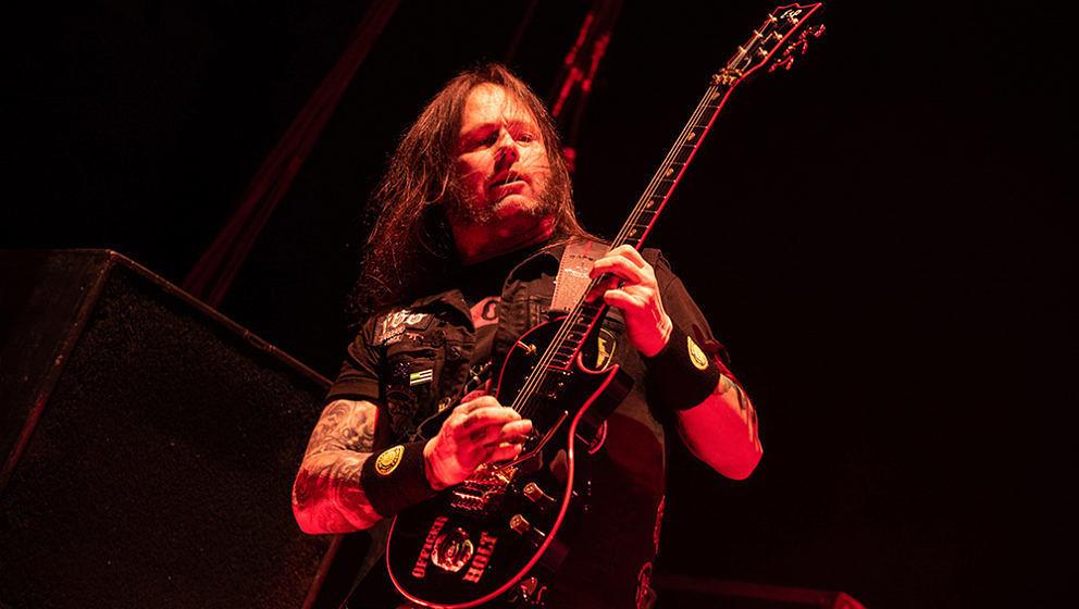Slayer, Hamburg, Barclaycard Arena