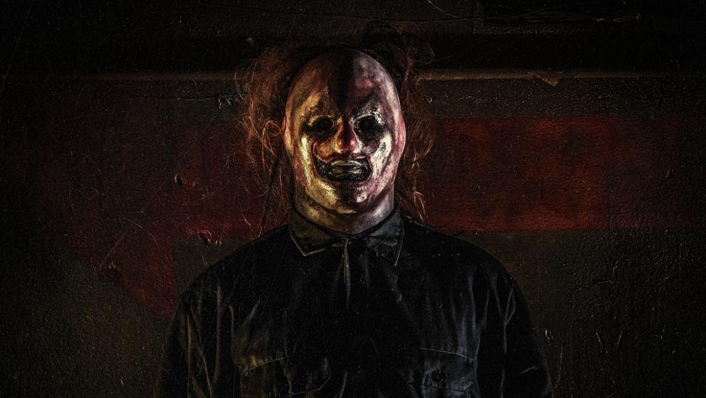 Shawn 'Clown' Crahan hat über das Konzept des kommenden Slipknot-Werkes gesprochen (Foto: Promo/Warner)