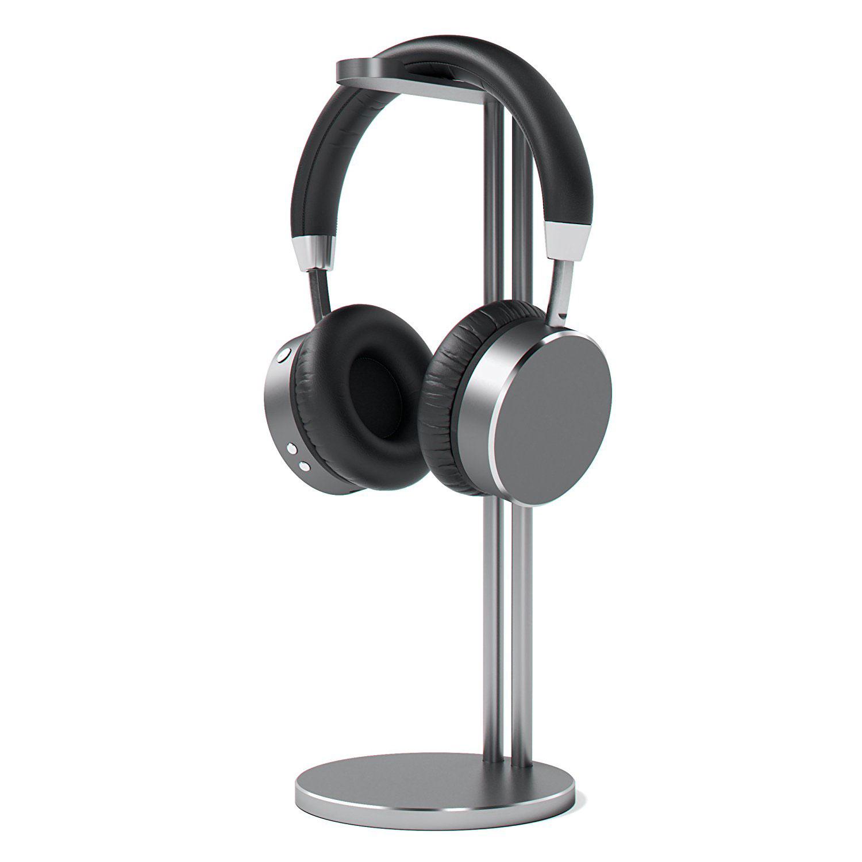 Kopfhörerständer von Satechi aus Aluminium