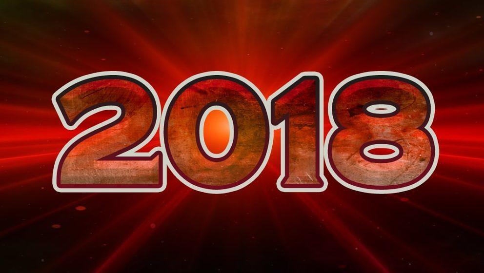 Jahresrockblick 2018