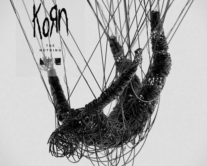 3. Korn THE NOTHING