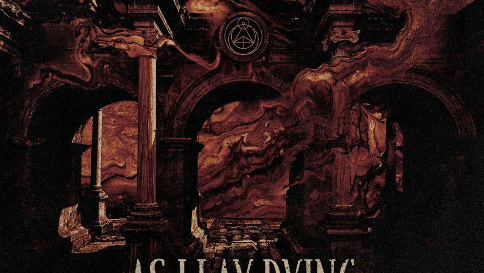 3. As I Lay Dying SHAPED BY FIRE