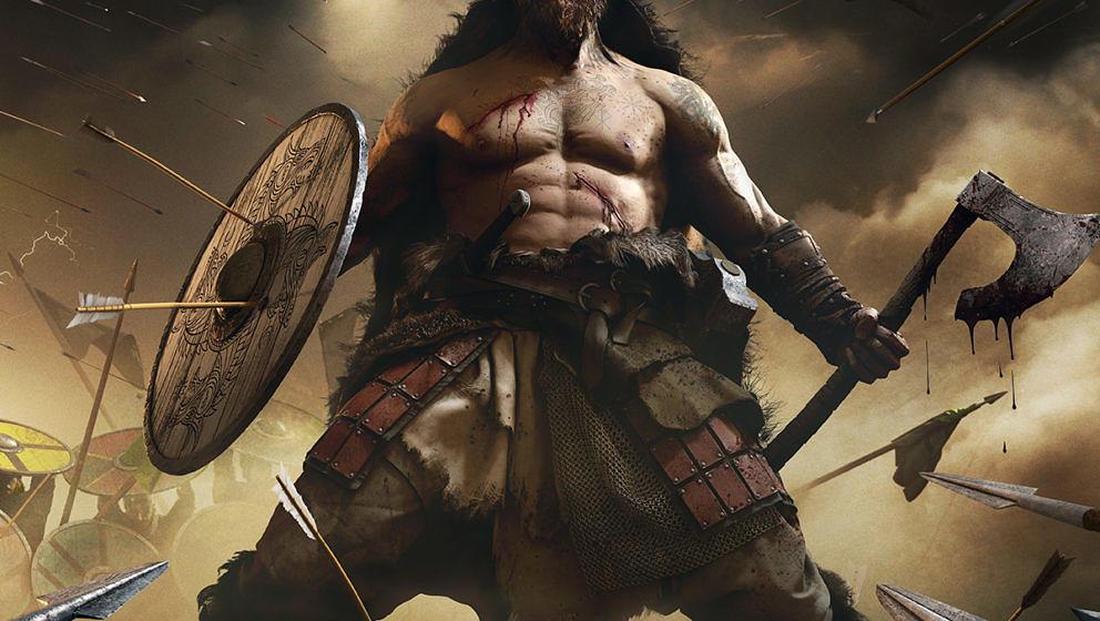 2. Amon Amarth BERSERKER 34 Punkte