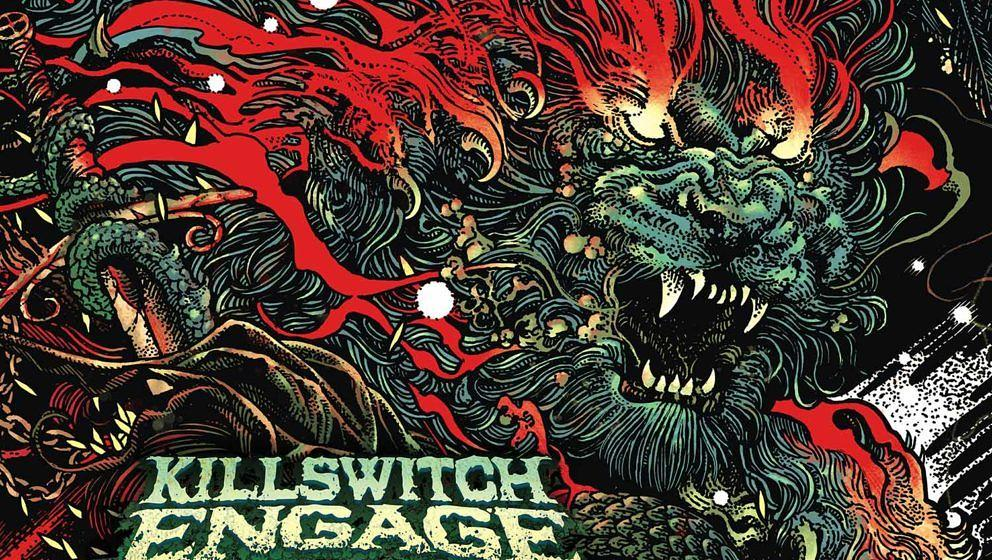3. Killswitch Engage ATONEMENT 18 Punkte