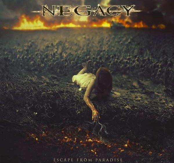 05. Negacy ESCAPE FROM PARADISE // ø = 2,75