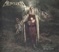 05. Rebellion A TRAGEDY IN STEEL PT II // ø = 2,75