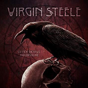 07. Virgin Steele SEVEN DEVILS MOONSHINE // ø = 2,83