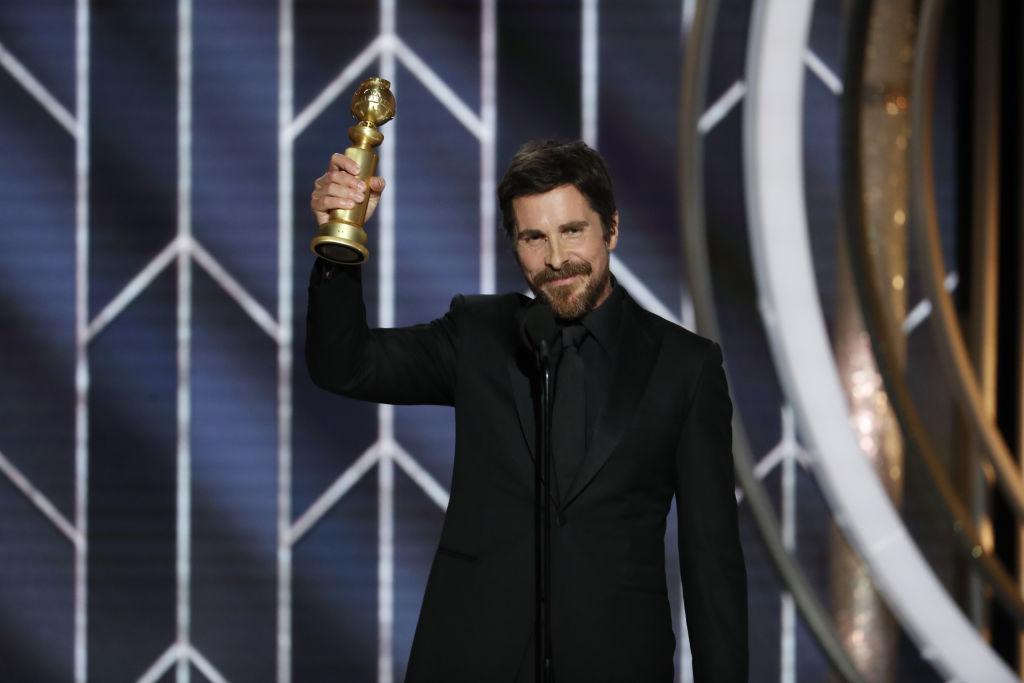 Golden Globe-Gewinn: Christian Bale dankt Satan