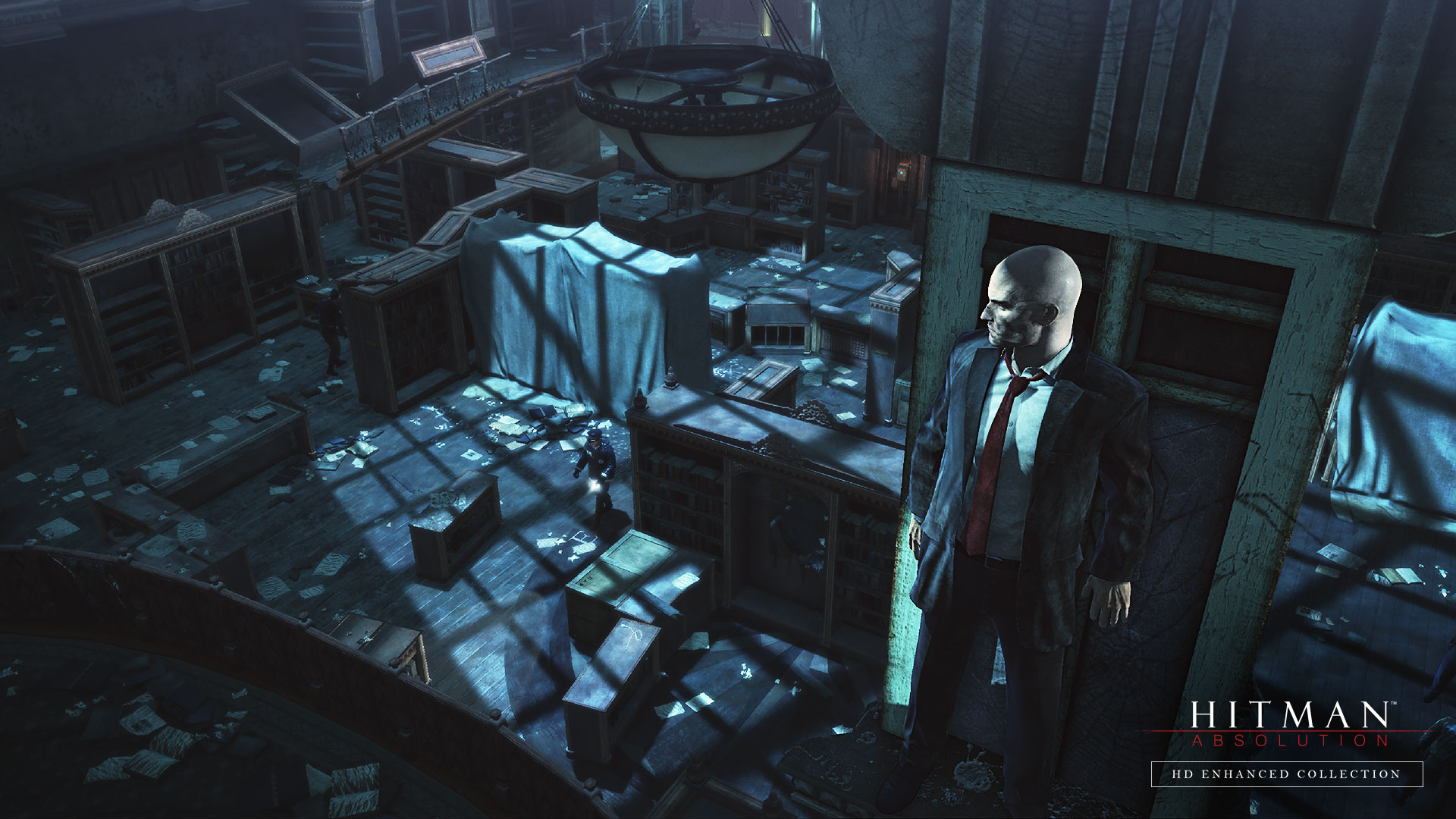 """Hitman: Absolution"" aus der ""Hitman HD Enhanced Collection"""