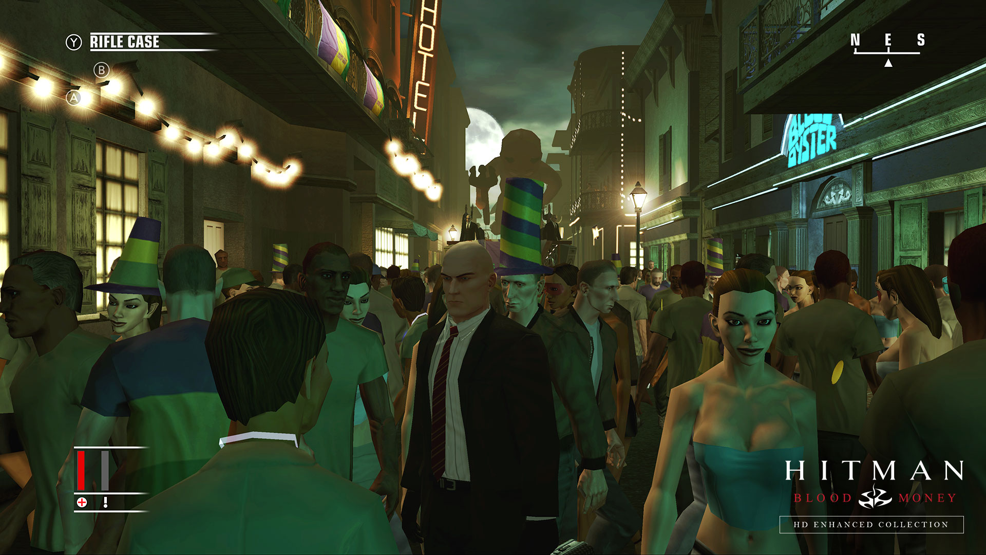 """Hitman: Blood Money"" aus der ""Hitman HD Enhanced Collection"""