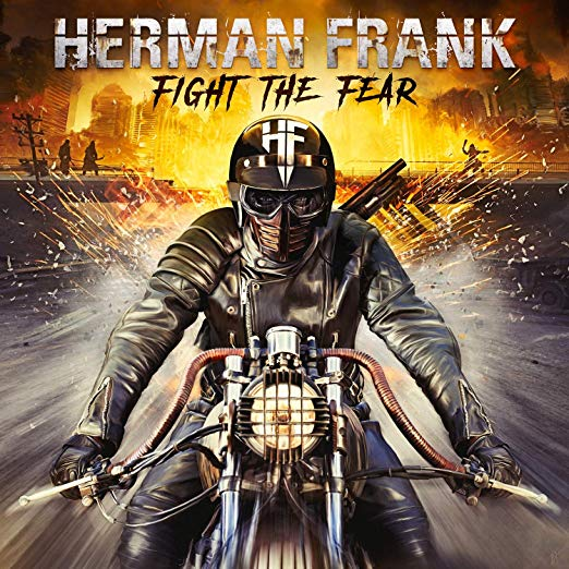 Herman Frank FIGHT THE FEAR