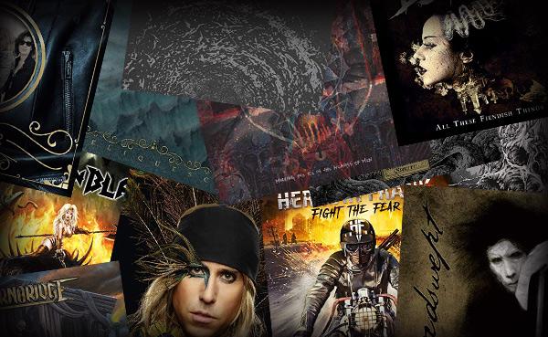 Die Metal-Alben der Woche vom 08.02.