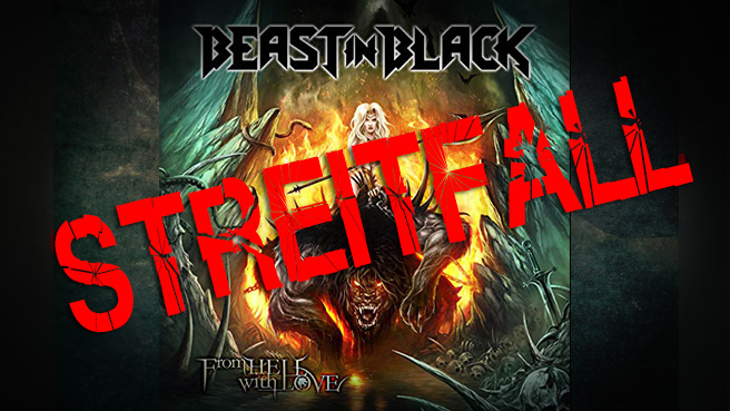 Streitfall: Beast In Black – FROM HELL WITH LOVE