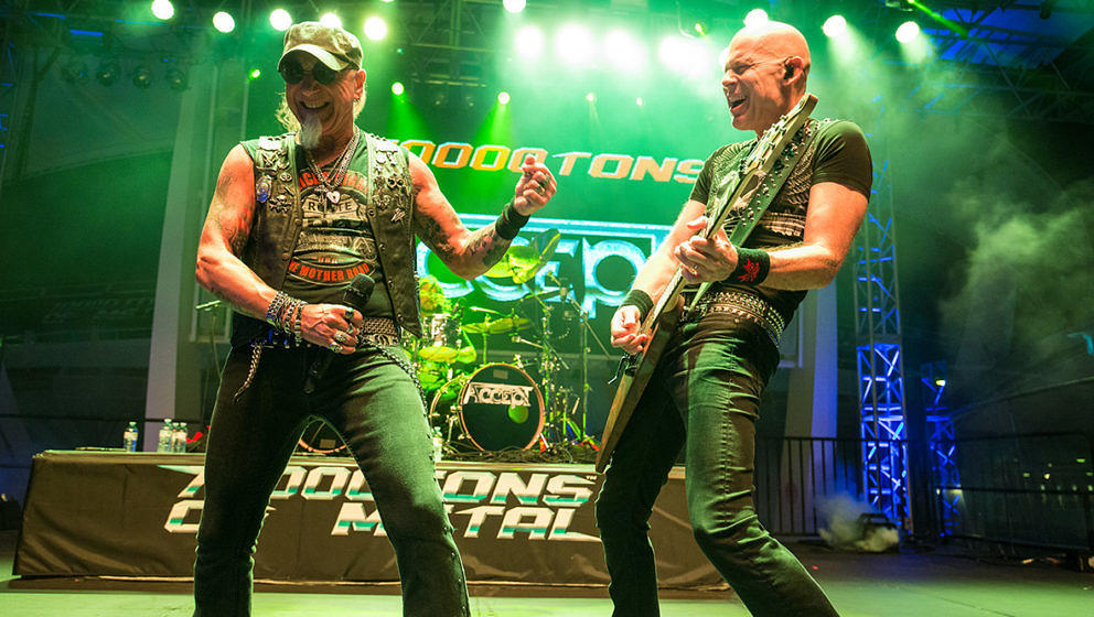 Accept, 70.000 Tons of Metal 2019