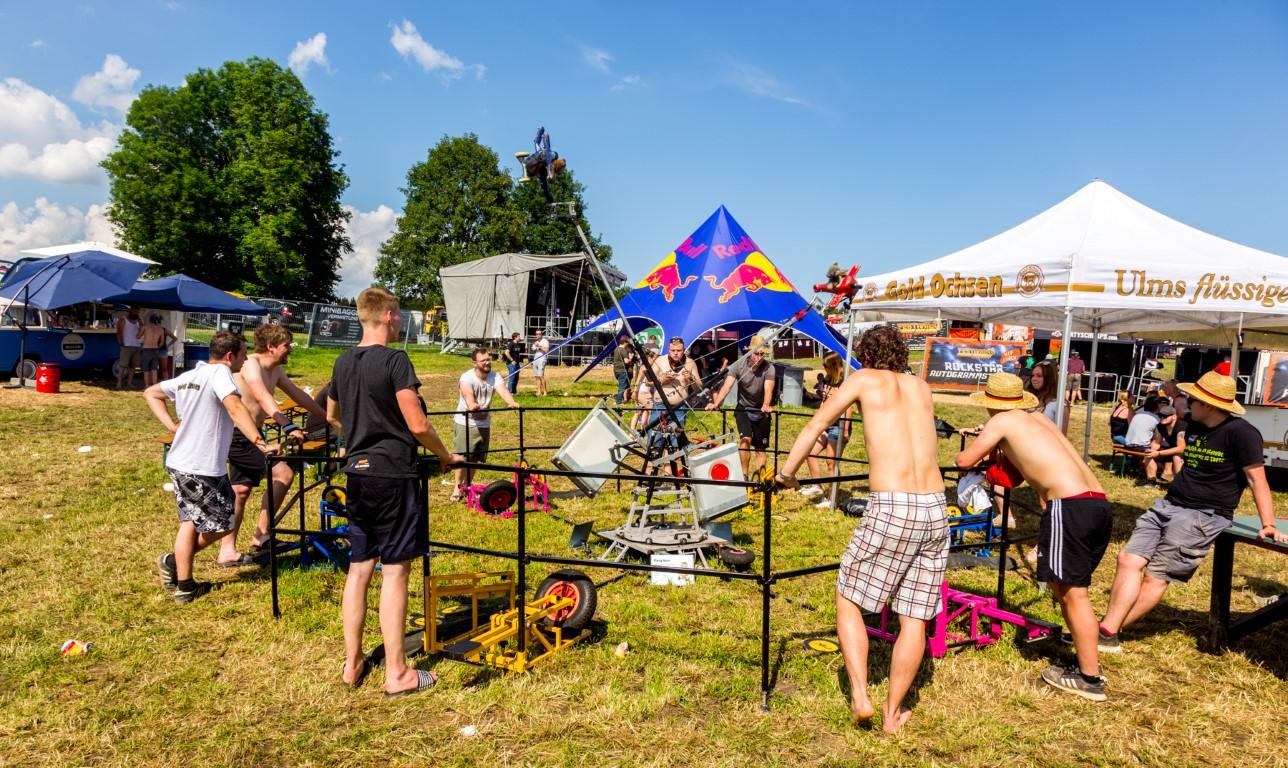 Festival ohne Bands: Das Erfolgskonzept auf dem Weg zum Tripple